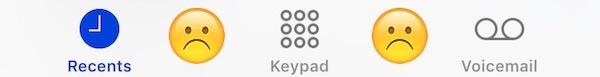 I contatti dell'iPhone sono scomparsi