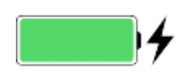 Indicatore di carica della batteria di iPhone