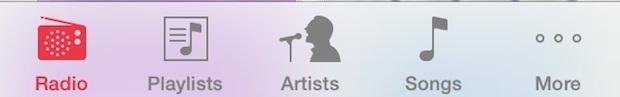 iTunes Radio funziona come al solito