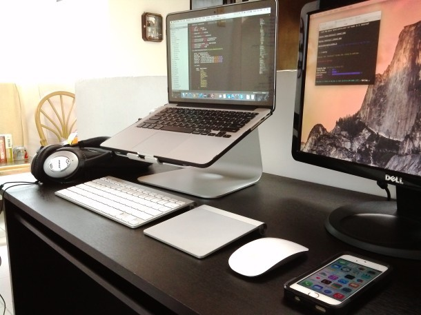 Configurazione della workstation MacBook Pro di un ingegnere del software