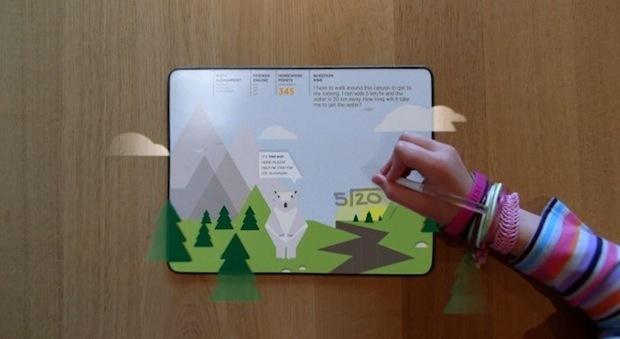 Ologramma Microsoft Tablet