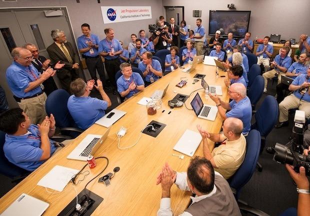 MacBook Pro al Jet Propulsion Lab della NASA