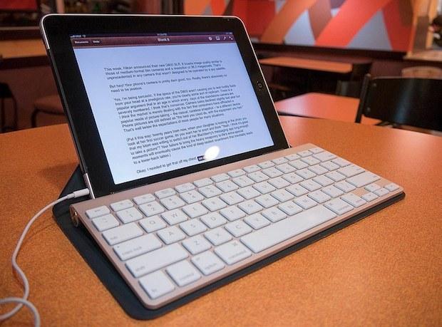 Tasti di navigazione per iPad