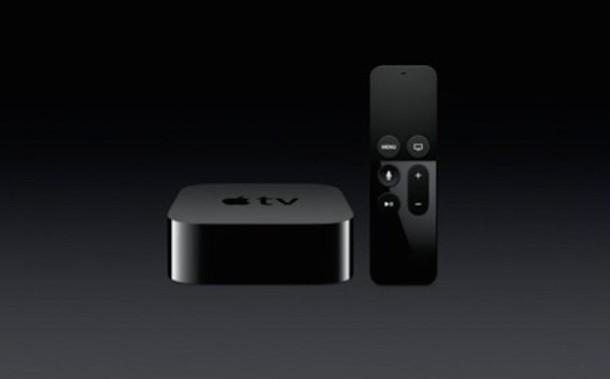 Nuova Apple TV e nuovo telecomando