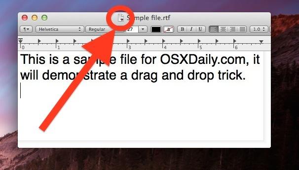 L'icona Proxy in Mac OS X