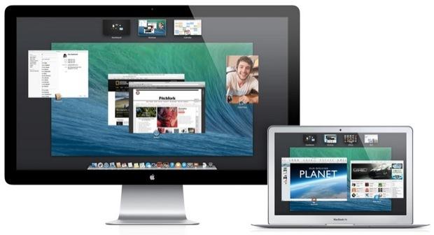 Supporto multi monitor in OS X Mavericks