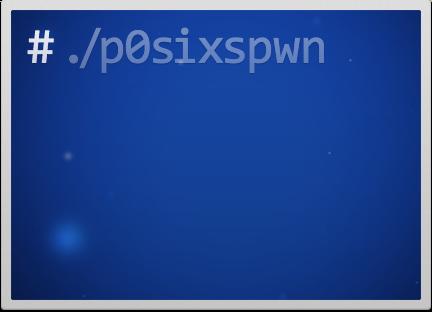 jailbreak p0sixpwn per iOS 6.1