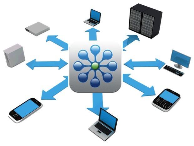 Strumento di analisi e analisi della rete iOS Fing