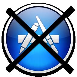 Esci dall'icona di tutte le app