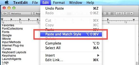 Salva un elenco di file in un documento di testo