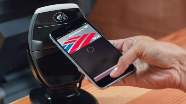 Utilizzo di Apple Pay con un terminale iPhone e NFC