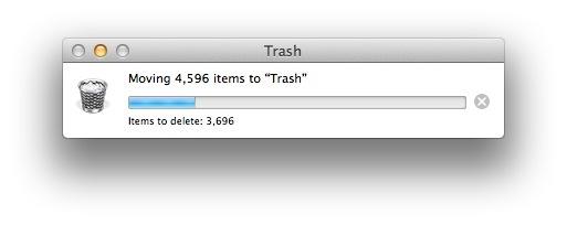 Cache dell'immagine di Twitter che elimina tonnellate di file cache inutili