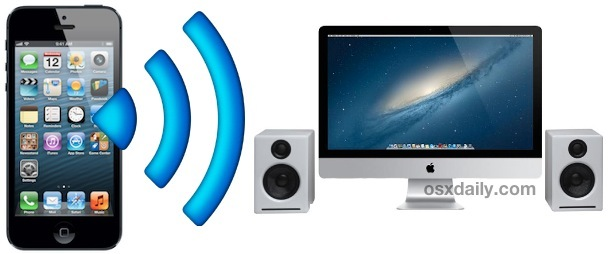 Trasmetti l'audio da iPhone, iPad o iPod touch a un ricevitore AirPlay