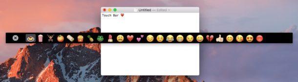 App Test TouchBar per qualsiasi Mac o iPad