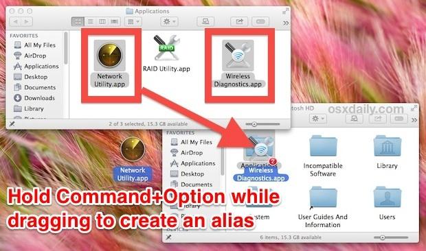 Utility di rete in Mac OS X
