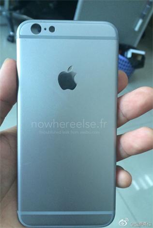 guscio posteriore per iPhone 6