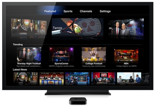 Guarda ESPN su Apple TV