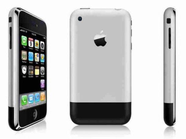 L'iPhone originale