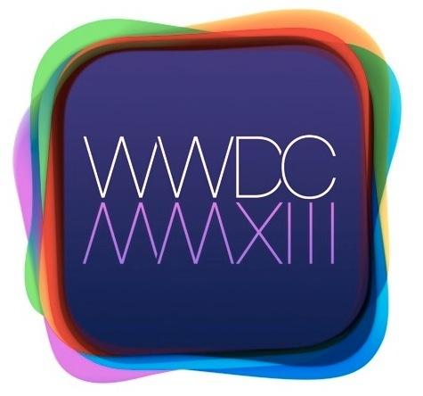 Suggerimenti per l'icona del colore del logo WWDC