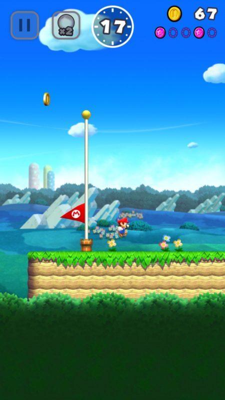 Super Mario Run per iPhone è disponibile per il download ed è divertente